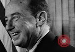 Image of Adlai Stevenson Chicago Illinois USA, 1955, second 17 stock footage video 65675043380