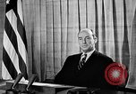 Image of Adlai Stevenson Chicago Illinois USA, 1955, second 23 stock footage video 65675043380
