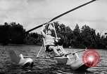Image of Hydro-Glider Cypress Garden Florida USA, 1955, second 7 stock footage video 65675043381