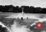 Image of Hydro-Glider Cypress Garden Florida USA, 1955, second 12 stock footage video 65675043381
