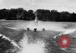 Image of Hydro-Glider Cypress Garden Florida USA, 1955, second 13 stock footage video 65675043381