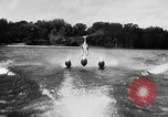 Image of Hydro-Glider Cypress Garden Florida USA, 1955, second 14 stock footage video 65675043381