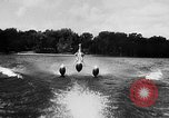 Image of Hydro-Glider Cypress Garden Florida USA, 1955, second 16 stock footage video 65675043381