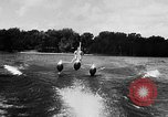 Image of Hydro-Glider Cypress Garden Florida USA, 1955, second 17 stock footage video 65675043381