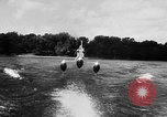 Image of Hydro-Glider Cypress Garden Florida USA, 1955, second 18 stock footage video 65675043381