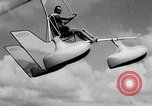 Image of Hydro-Glider Cypress Garden Florida USA, 1955, second 21 stock footage video 65675043381
