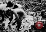 Image of fish farming Dutch Guiana, 1957, second 19 stock footage video 65675043389