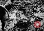 Image of fish farming Dutch Guiana, 1957, second 21 stock footage video 65675043389