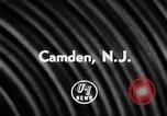 Image of Handicap horse race Camden New Jersey USA, 1957, second 5 stock footage video 65675043390