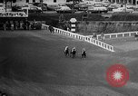 Image of Handicap horse race Camden New Jersey USA, 1957, second 16 stock footage video 65675043390