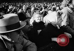 Image of Handicap horse race Camden New Jersey USA, 1957, second 31 stock footage video 65675043390
