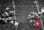 Image of Football match Ohio United States USA, 1957, second 7 stock footage video 65675043391