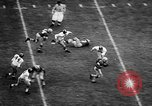 Image of Football match Ohio United States USA, 1957, second 8 stock footage video 65675043391