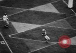 Image of Football match Ohio United States USA, 1957, second 10 stock footage video 65675043391