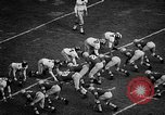 Image of Football match Ohio United States USA, 1957, second 14 stock footage video 65675043391