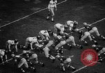 Image of Football match Ohio United States USA, 1957, second 15 stock footage video 65675043391