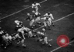 Image of Football match Ohio United States USA, 1957, second 16 stock footage video 65675043391