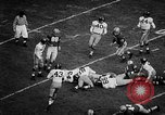 Image of Football match Ohio United States USA, 1957, second 19 stock footage video 65675043391