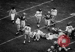 Image of Football match Ohio United States USA, 1957, second 20 stock footage video 65675043391