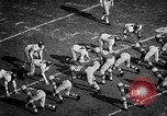 Image of Football match Ohio United States USA, 1957, second 21 stock footage video 65675043391