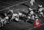 Image of Football match Ohio United States USA, 1957, second 22 stock footage video 65675043391