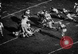 Image of Football match Ohio United States USA, 1957, second 23 stock footage video 65675043391