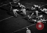 Image of Football match Ohio United States USA, 1957, second 24 stock footage video 65675043391