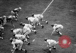 Image of Football match Ohio United States USA, 1957, second 32 stock footage video 65675043391