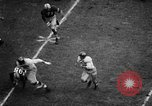 Image of Football match Ohio United States USA, 1957, second 34 stock footage video 65675043391