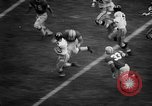 Image of Football match Ohio United States USA, 1957, second 37 stock footage video 65675043391