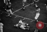Image of Football match Ohio United States USA, 1957, second 40 stock footage video 65675043391