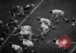 Image of Football match Ohio United States USA, 1957, second 42 stock footage video 65675043391