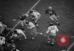 Image of Football match Ohio United States USA, 1957, second 43 stock footage video 65675043391