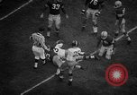 Image of Football match Ohio United States USA, 1957, second 48 stock footage video 65675043391