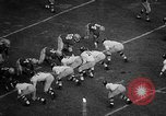 Image of Football match Ohio United States USA, 1957, second 49 stock footage video 65675043391