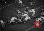 Image of Football match Ohio United States USA, 1957, second 51 stock footage video 65675043391