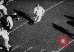 Image of Football match West Point New York USA, 1957, second 6 stock footage video 65675043392
