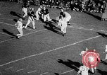 Image of Football match West Point New York USA, 1957, second 14 stock footage video 65675043392