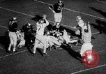 Image of Football match West Point New York USA, 1957, second 18 stock footage video 65675043392