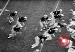 Image of Football match West Point New York USA, 1957, second 22 stock footage video 65675043392