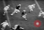 Image of Football match West Point New York USA, 1957, second 25 stock footage video 65675043392