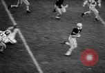 Image of Football match West Point New York USA, 1957, second 26 stock footage video 65675043392