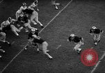 Image of Football match West Point New York USA, 1957, second 36 stock footage video 65675043392