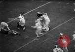 Image of Football match West Point New York USA, 1957, second 39 stock footage video 65675043392