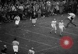 Image of Football match West Point New York USA, 1957, second 54 stock footage video 65675043392