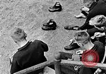 Image of Hitler Youth training Poland, 1940, second 21 stock footage video 65675043397