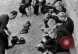 Image of Hitler Youth training Poland, 1940, second 28 stock footage video 65675043397