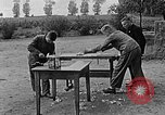 Image of Hitler Youth training Poland, 1940, second 58 stock footage video 65675043397