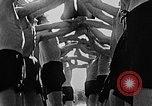 Image of Hitler Youth at beach Poland, 1940, second 20 stock footage video 65675043398