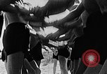 Image of Hitler Youth at beach Poland, 1940, second 25 stock footage video 65675043398